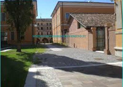 Recupero edilizio di edificio da destinarsi ad uso scolastico